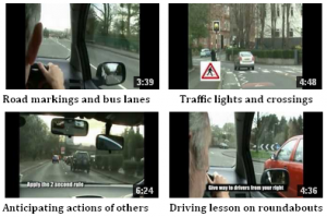 Gerry Brennan driving lesson videos