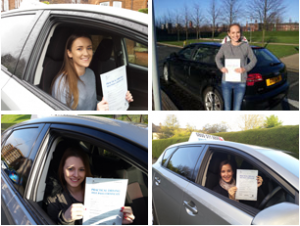 Succesful learner drivers