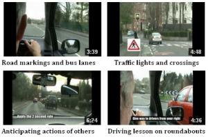 Gerry Brennan driving lesson videos