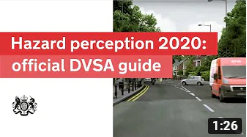 Hazard perception video